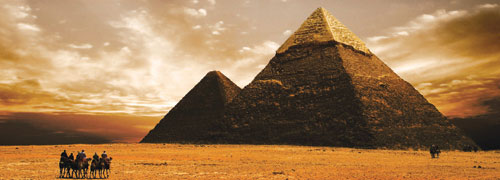 Red Sea, Nile Valley & the Holy Land