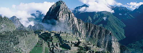 Machu Picchu to the Galapagos Islands