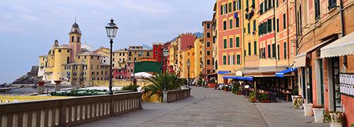 Italian Riviera � Alumni Campus Abroad