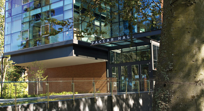 Paccar Hall