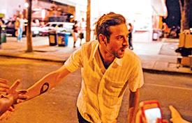 Ryan Lewis Broadway