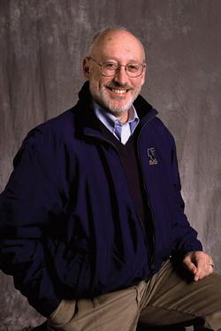 Chuck Blumenfeld, '66, '69.