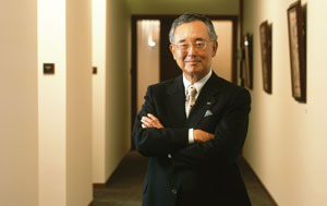 Yoshihiko Miyauchi, 60
