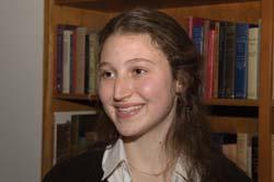Rhodes Scholar Eliana Hechter