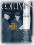 Columns Cover Dec. '05