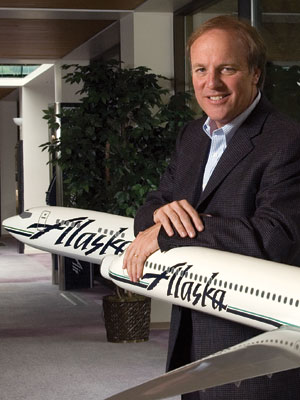 William Ayer, '78 - Alaska Air Group