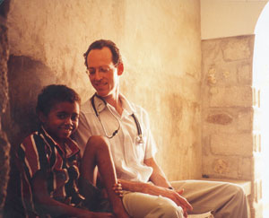 Paul Farmer & Alcante Joseph.