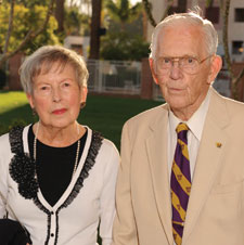 Bill and Margaret Lewis