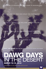 Dawg Days in the Desert