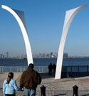 Staten Island September 11 Memorial (photo courtesy the Staten Island Borough Presidents Office)
