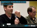 Journalism on the Brink video