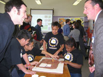 Fifth-graders take part in Hilltop charrette