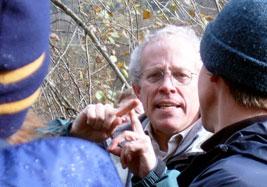 Director Tom Hinckley
