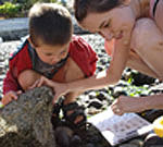 Joys of an Early Childhood Outdoor Classroom