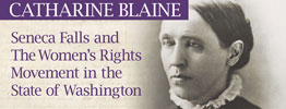 Catharine Blaine Paine exhibit