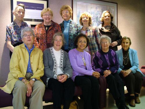 Class of 58 reunion