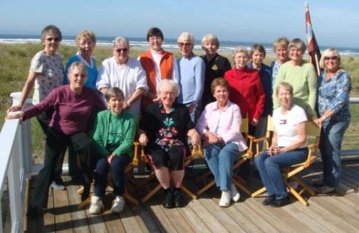 Class of '59 reunion