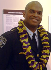 Police Chief John Vinson