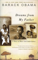 Dreams from My Father book cover