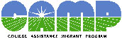 CAMP logo
