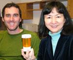 Dr. Seth Wolpin & Annie Lam