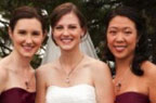Carolyn Sear, Kelly Philopant & Elyse Tung
