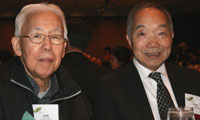 Jack, left, & Herb Tsuchiya