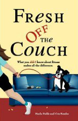 'Fresh Off the Couch' book cover