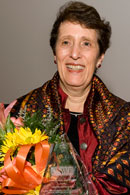 Dean Emerita Nancy Hooyman