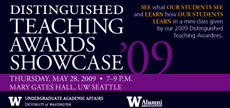 Distinguished Teaching Awards