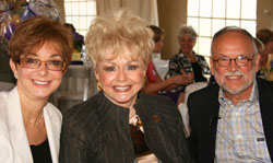 DeLaine Emmert, Jackie Lee Houston & Howard Behar