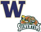 UW & Everett Silvertips logo