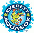 Everett Aquasox logo