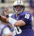 UW QB Jake Locker