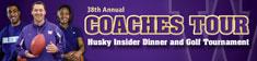 UW Coaches Tour