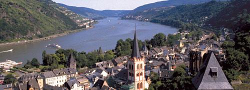 Rhine River: Alumni Campus Abroad