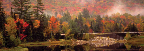 Canada & New England, Fall Foliage