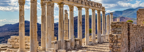 Pearls of Antiquity: Cruise from Istanbul to Athens