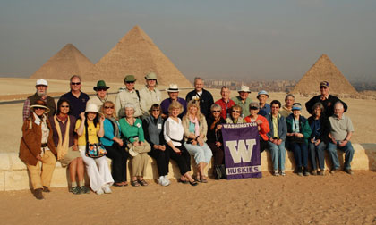 Egypt & the Eternal Nile travelers