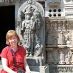 Pauline in South India