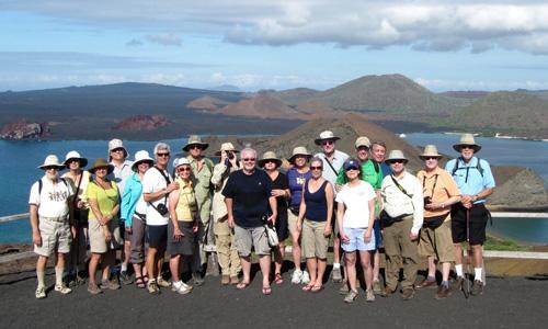 Machu Picchu to Galapagos 2012