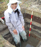 Kruawun Jankaew led a team of geologists who unearthed evidence that tsunamis.