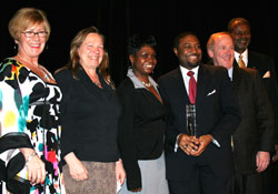 2009 Government Agency of the Year by the Northwest Minority Supplier Development Council