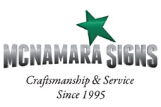 Our Sponsor, MacNamara Signs