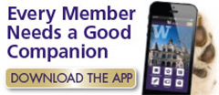 Every member needs a good companion. Download the UWAA member app.