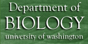 UW Department of Biology
