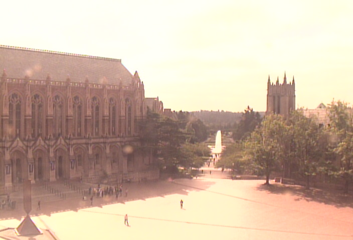 UW - Red Square Cam