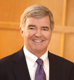 Photo of President Emmert