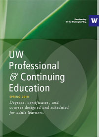 Cover of the PCE catalog