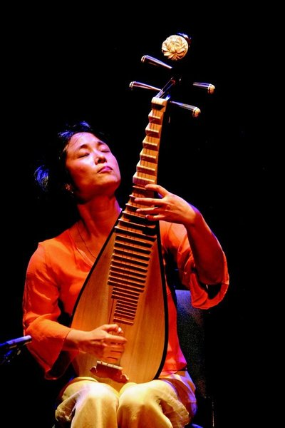 wu man brings chinese pipa music to meany feb 23 uw news